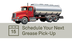 Schedule Your Next Grease Pickup